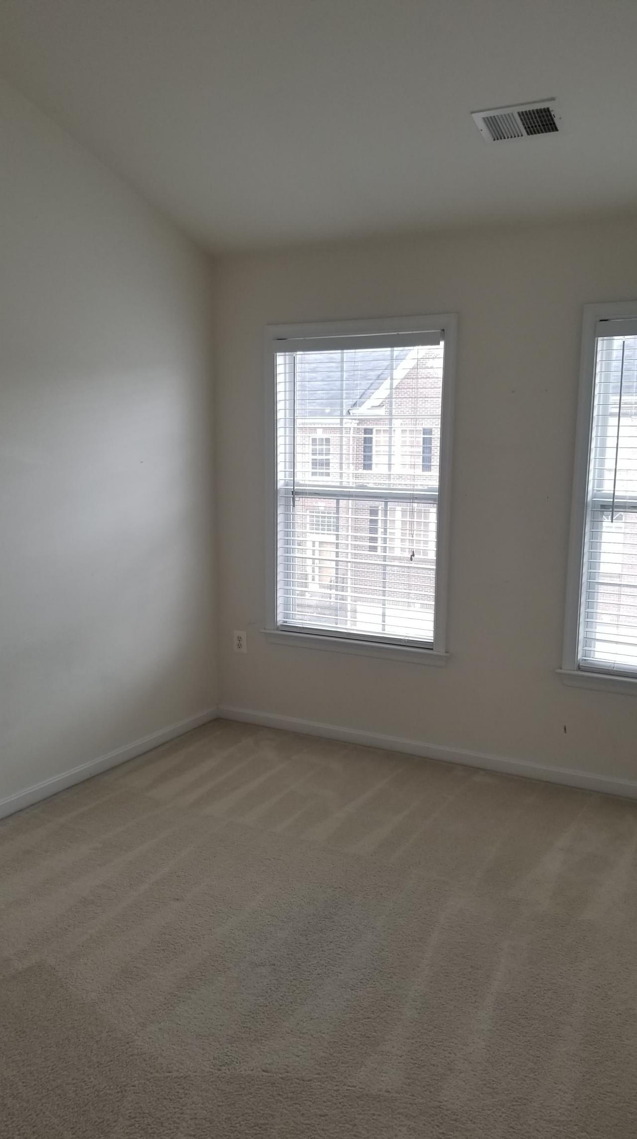 2 LARGE BEDROOMS W/ VAULTED CEILINGS