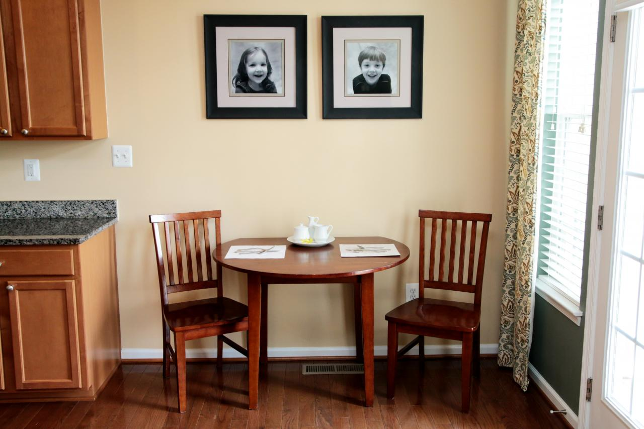 Room for Kitchen Table