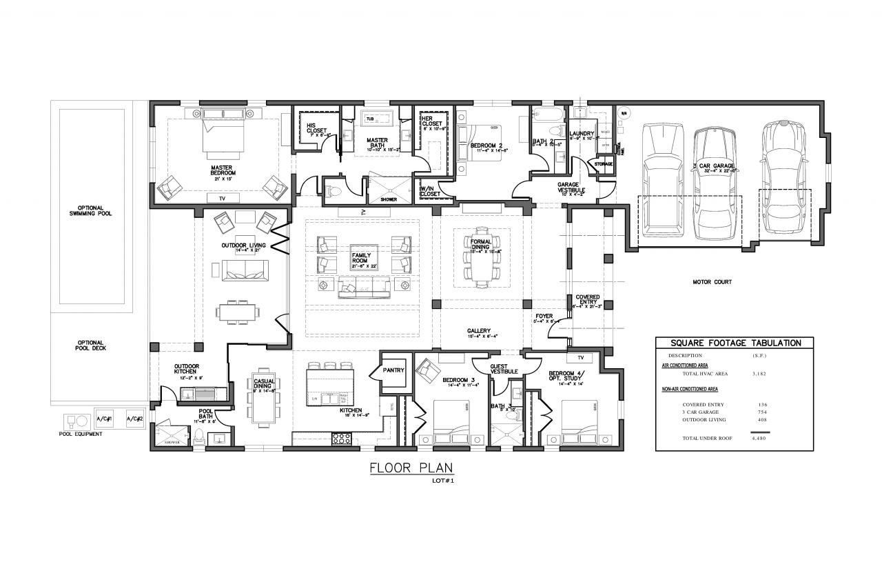 2003 Belleair Rd - Floor plan