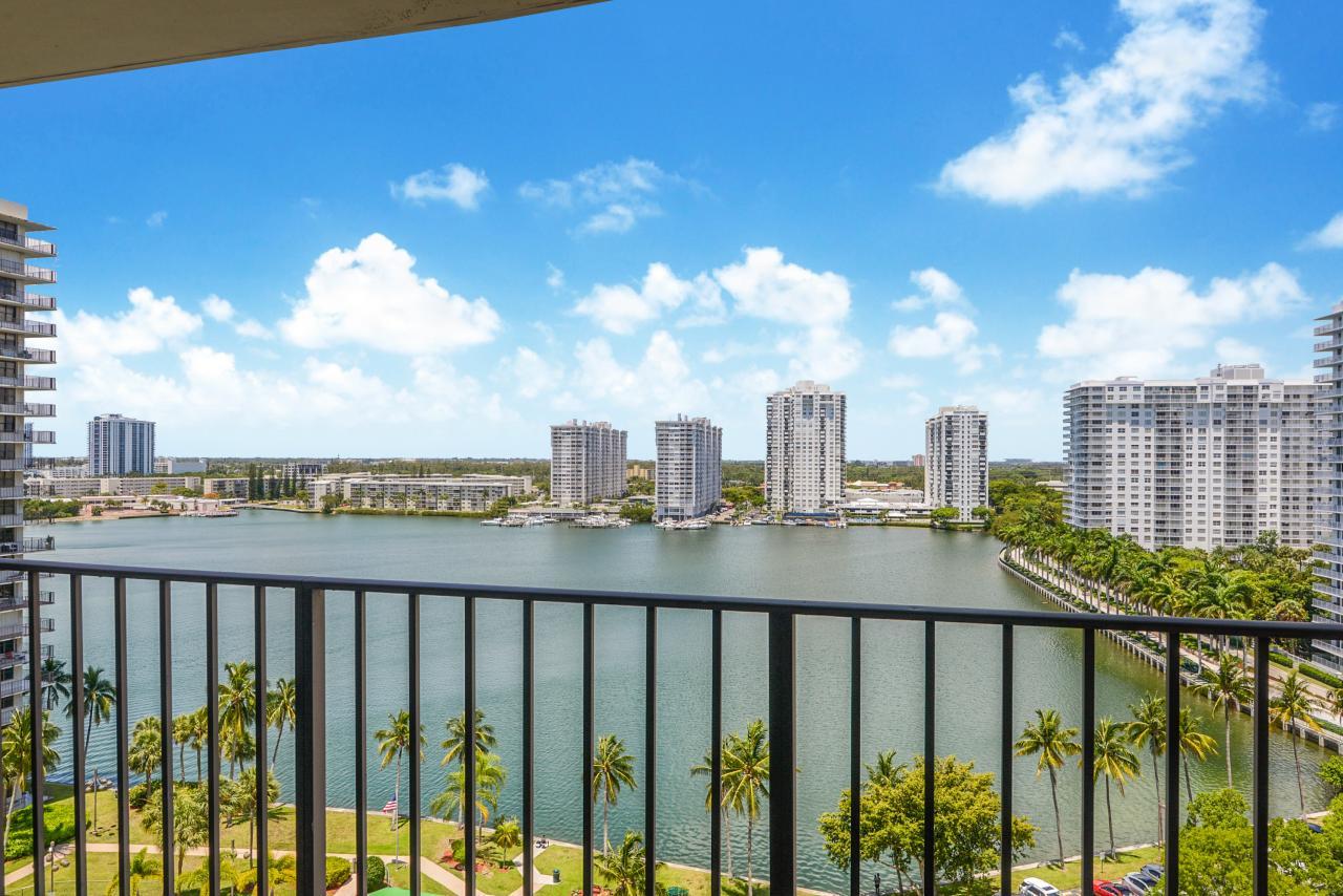 Balcony Water View