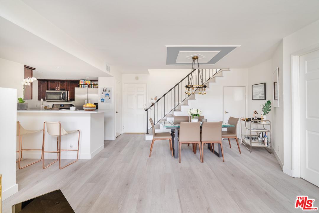 Kitchen + Upstairs