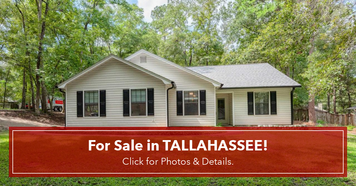 Real Estate Tallahassee